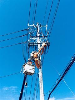 Bảo trì lưới điện