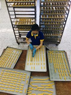 Xưởng bánh kẹo