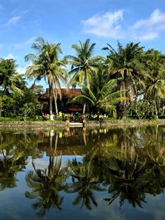 Nhà sàn Bác Hồ tại Cà Mau