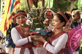 Lễ hội Katê của đồng bào Chăm