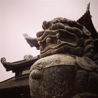 Góc nhìn chùa Bái Đính
